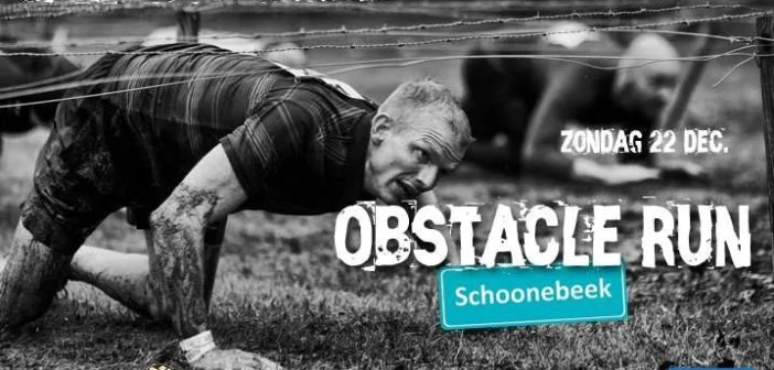 Schoone Winter Obstacle Run