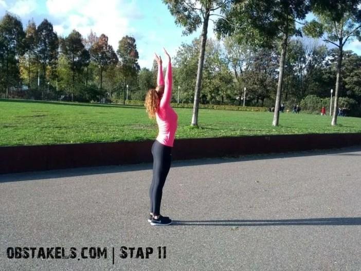 Yoga voor obstacle runners