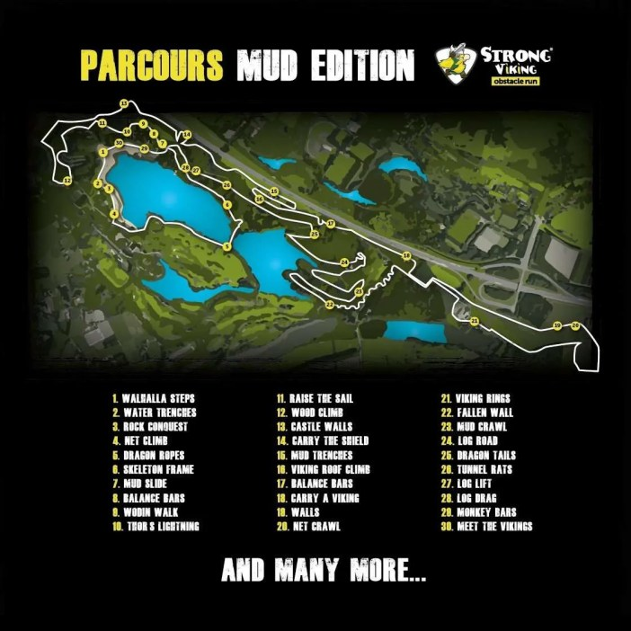 Parcours Strong Viking