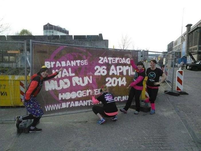 Kaartjes Brabantse Wal Mud Run