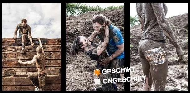 Mud & Water Challenge