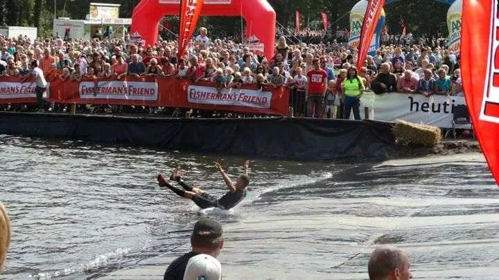 Alle foto's Fisherman's Friend Strongmanrun NL
