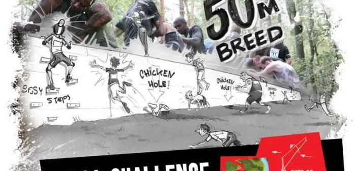 Wall Challenge zonder rijen