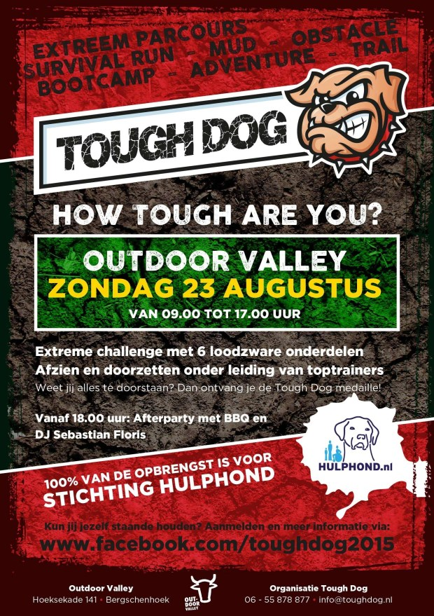 Tough Dog Outdoor Valley