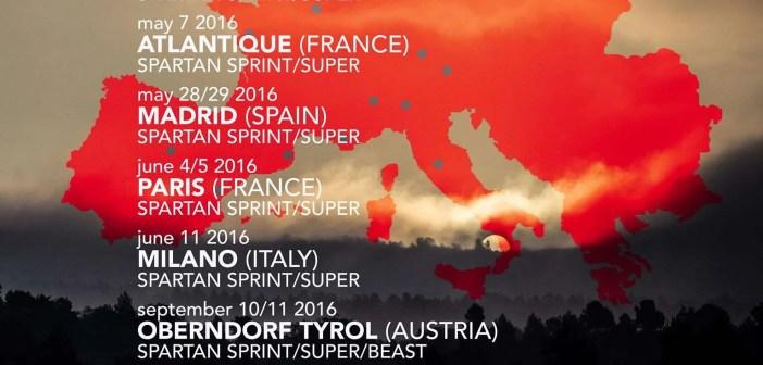 Spartan Race Europa