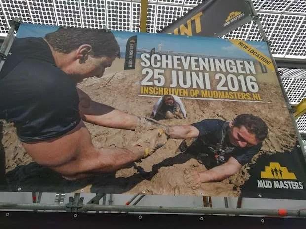 Mud Masters Scheveningen