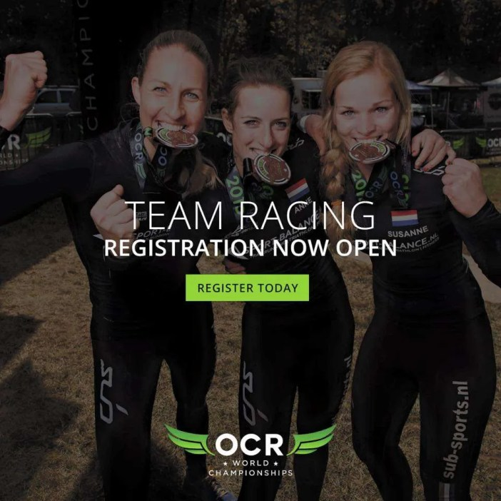 OCRWC Team Estafette