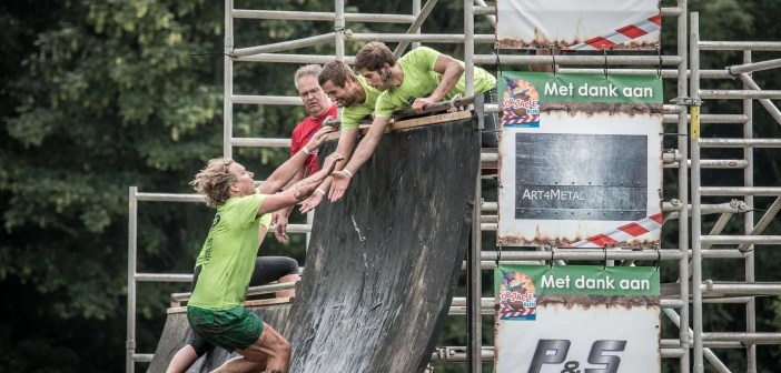 obstacle run alphen
