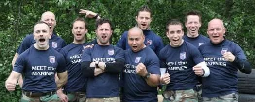 Meet the marines