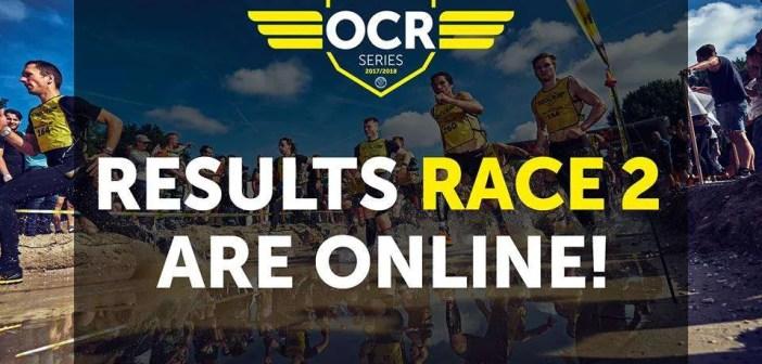 uitslagen ocr series race 2