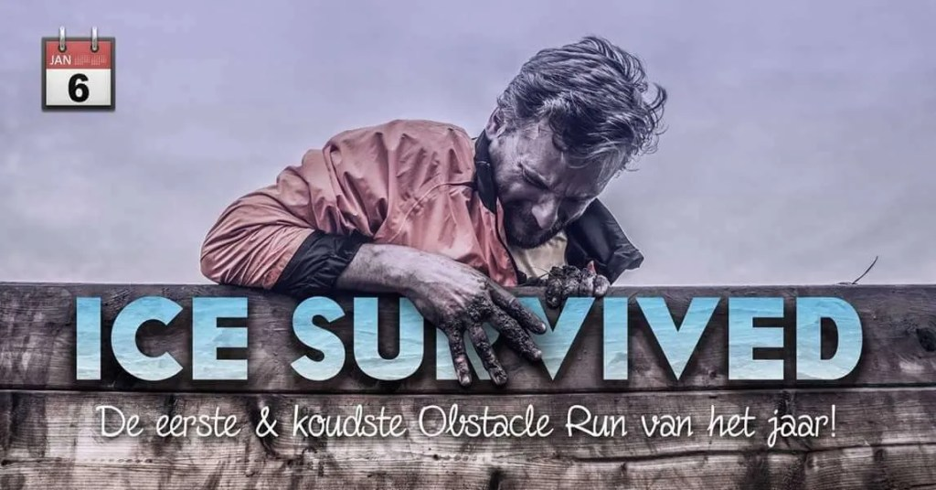 IceSurvived Obstacle Run 2018