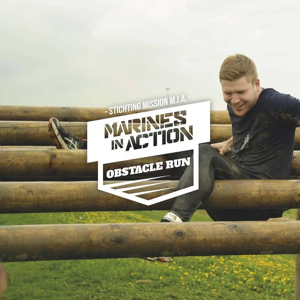 Mission M.I.A. - Marines in Action Obstacle Run