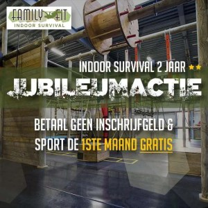 Family Fit Indoor Survival
