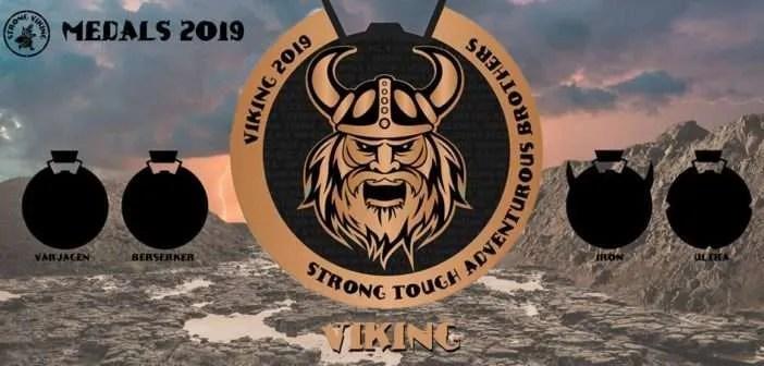 viking medaille