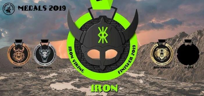 iron viking medaille