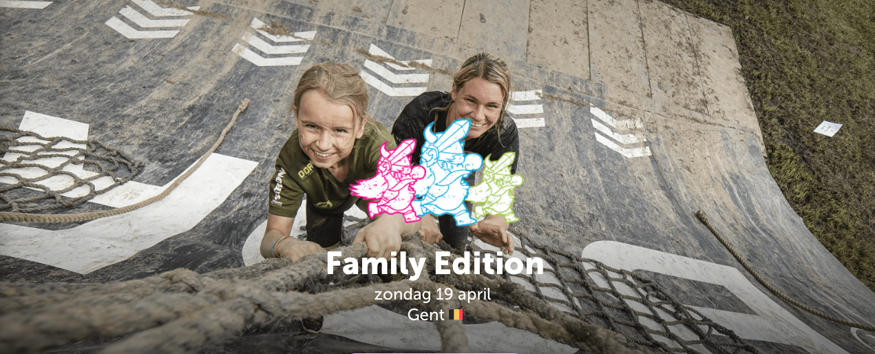 Strong Viking Family Edition Gent