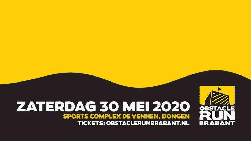 Obstacle Run Brabant 2020