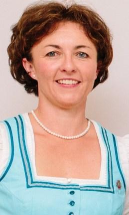 2. Vorsitzende Brigitte Schauer