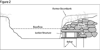 Lunker Structures
