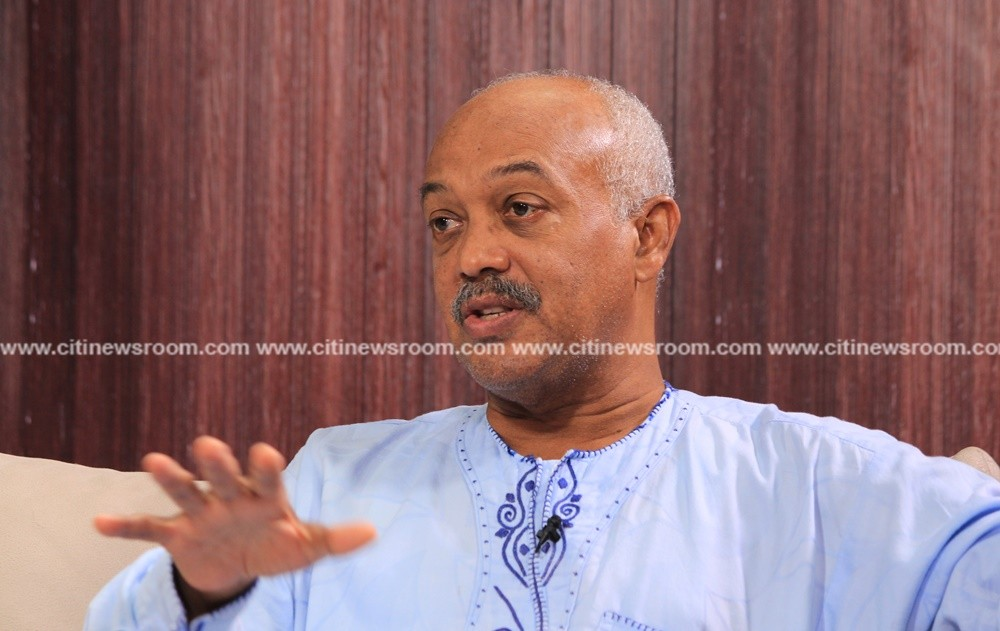 'I'II be very surprised if Amidu is not resourced' – Casely Hayford
