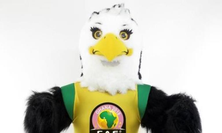 LOC unveils Mascot, website and official song for Women AFCON