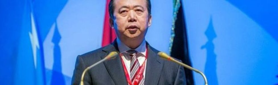 Meng Hongwei. File photo
