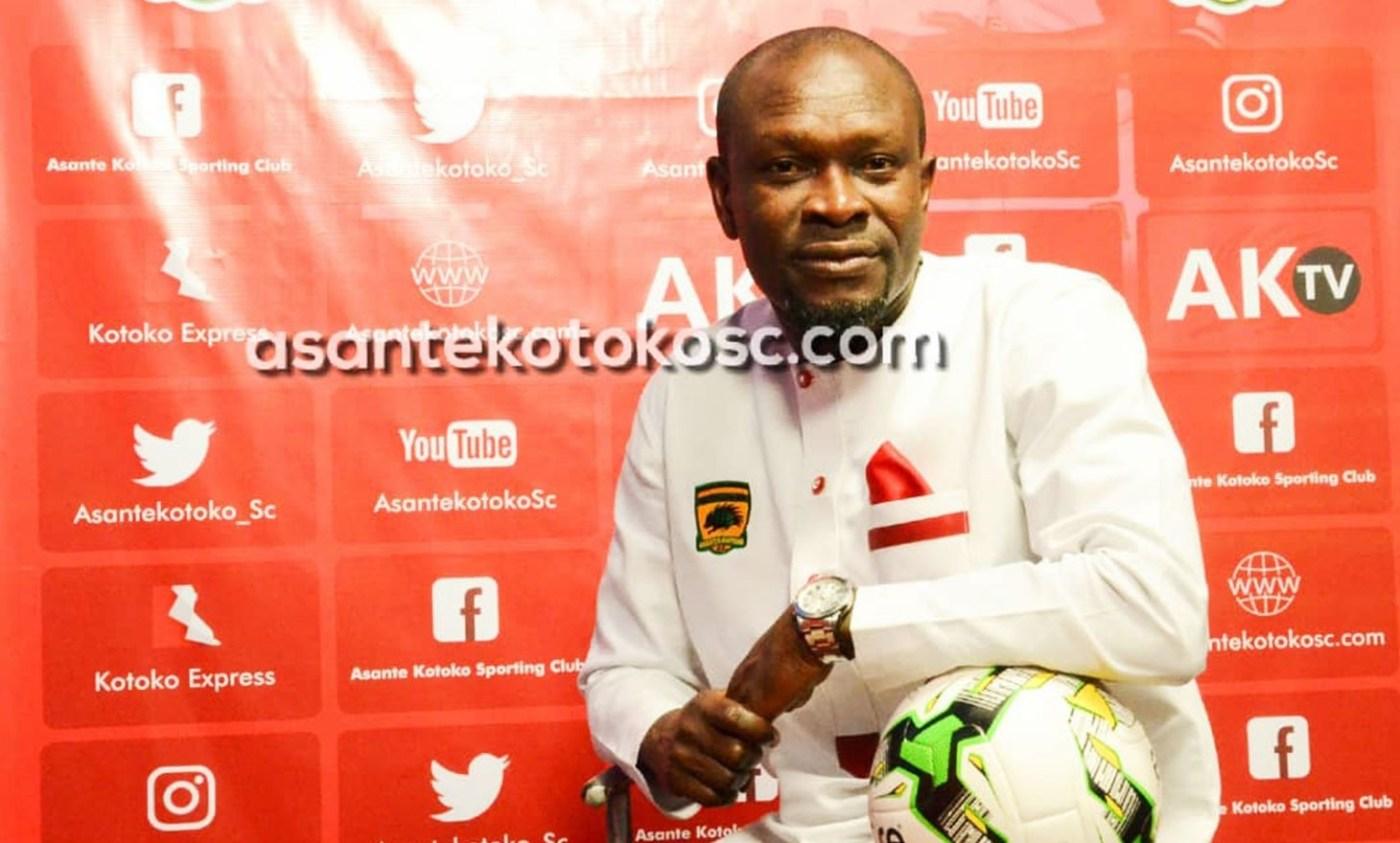 """""""I cannot work miracles at Kotoko alone""""- C.K. Akonnor"""