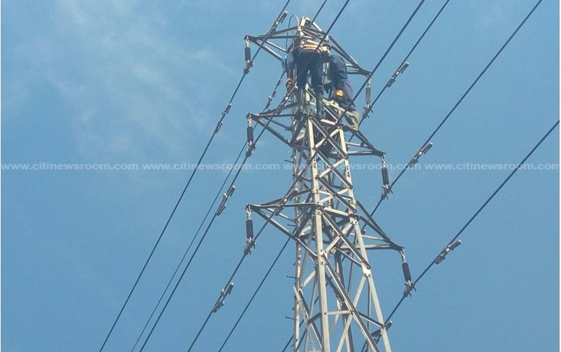 Man attempting to steal ECG cable at Adeiso electrocuted