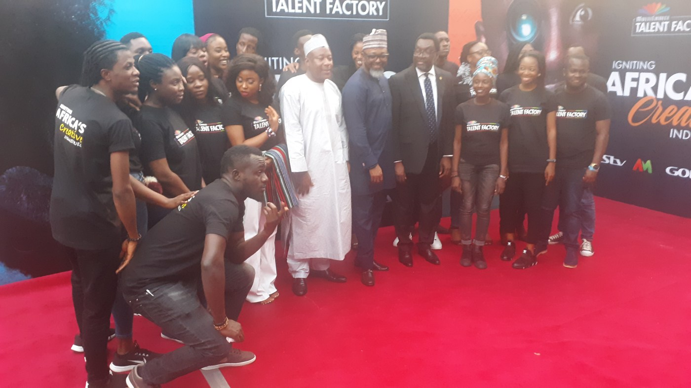 Multichoice Talent Factory Academy launched in Nigeria