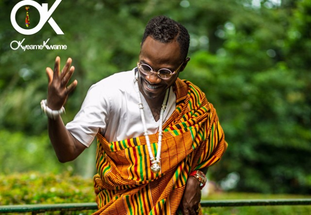 Music Review: Okyeame Kwame proves he's 'Made in Ghana' [Audio]