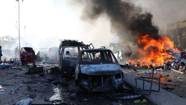 Somalia executes man on blast anniversary