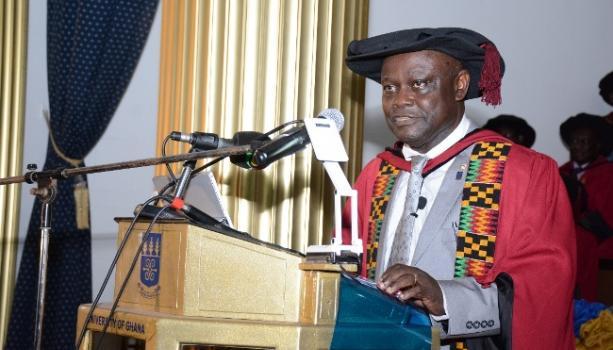 Stop abusing use of honourary titles – UG Vice Chancellor