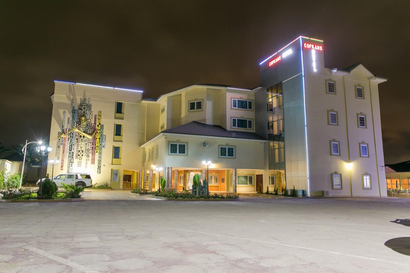 COFKAN HOTEL