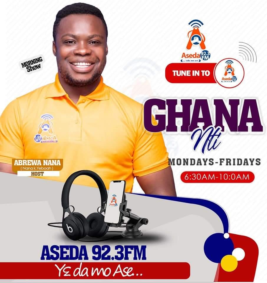 Abrewa Nana Kwabena Yeboah