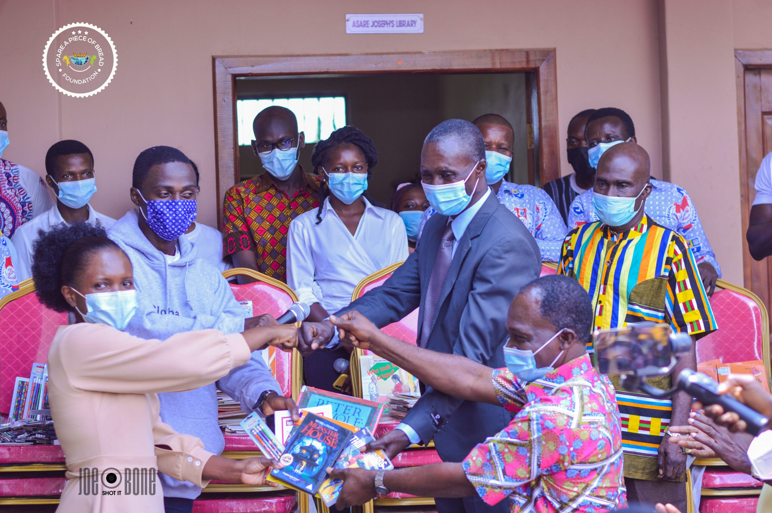 Two NGOs Team Up To  Promote Quality Education In Obuasi