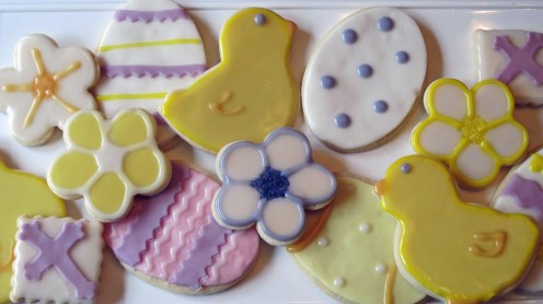 Easter Cookie Assortment