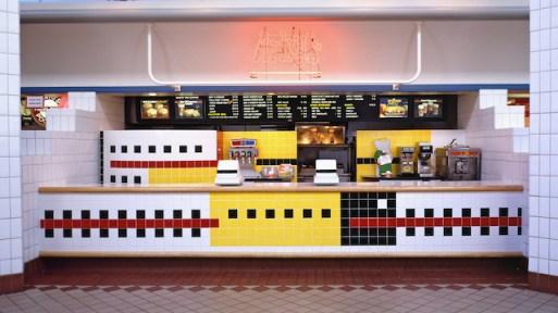 Food Court Shop