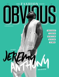JEREMY ANTHONY | FASHION ISSUE