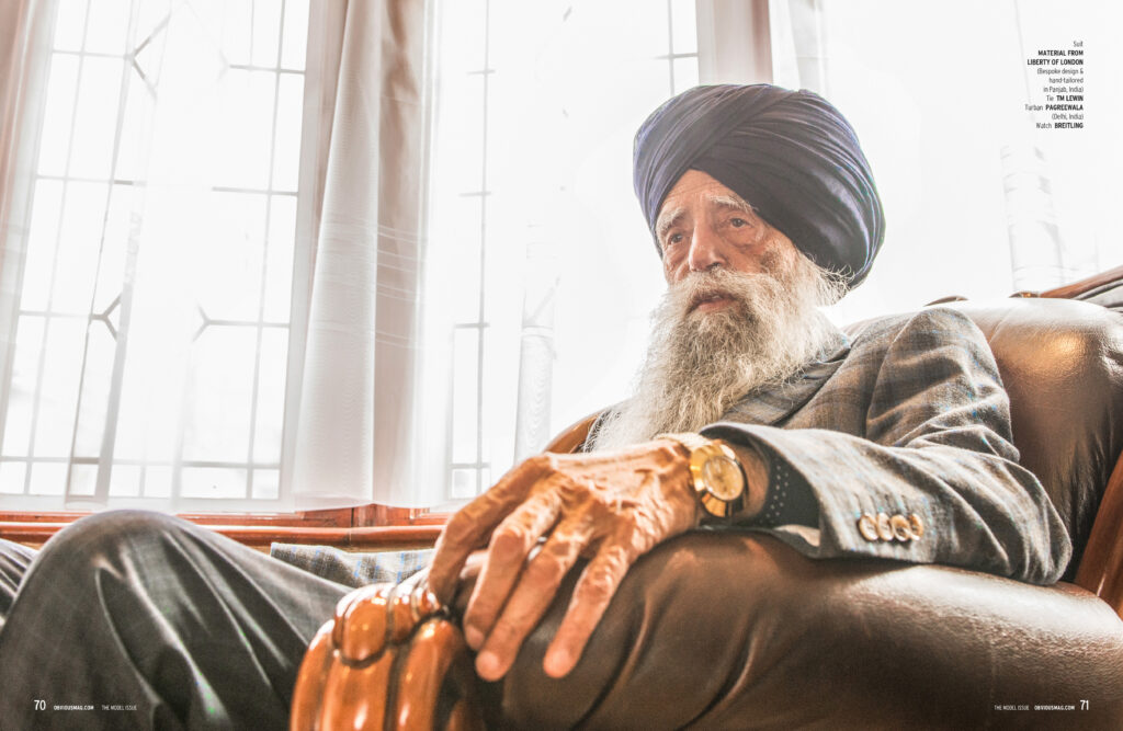 Fauja Singh: Age Appropriate