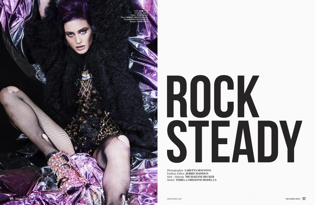 Rock Steady Obvious Magazine