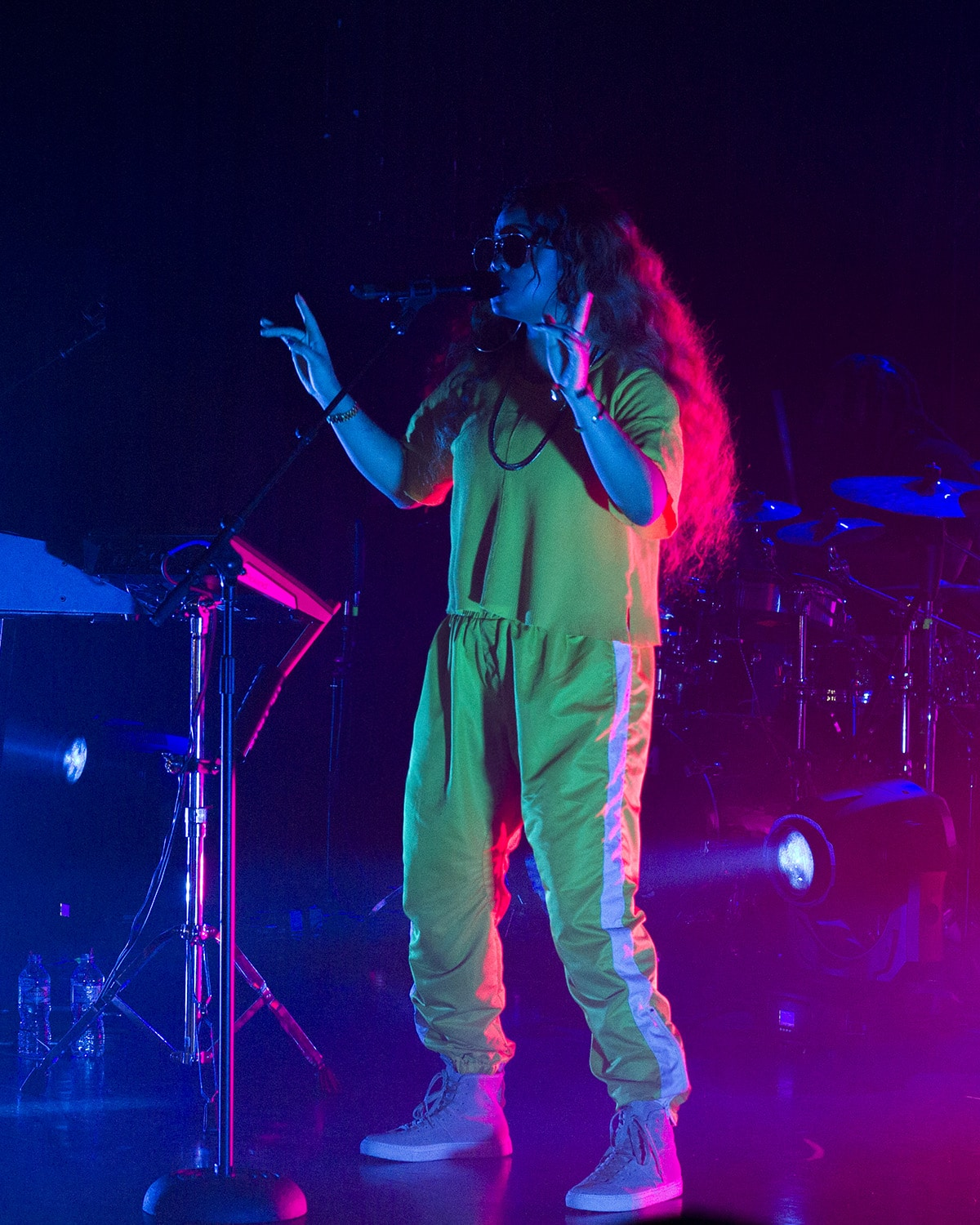 H.E.R. Live Performance at the El REY Los Angeles