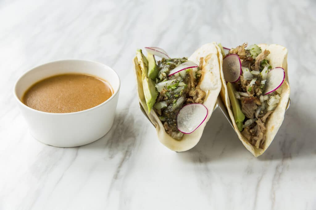Royal Sonesta Houston | Carnitas Tacos