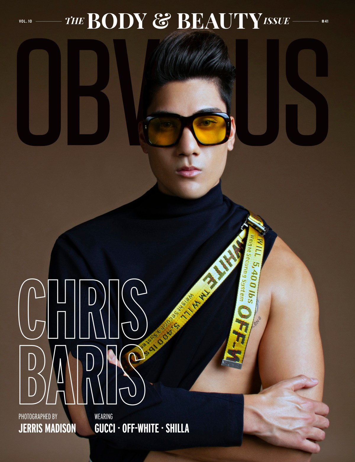 CHRIS BARIS | Body & Beauty Issue