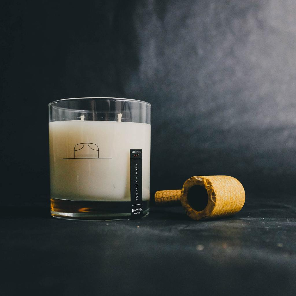 Ranger Station | Tobacco + Musk Candle