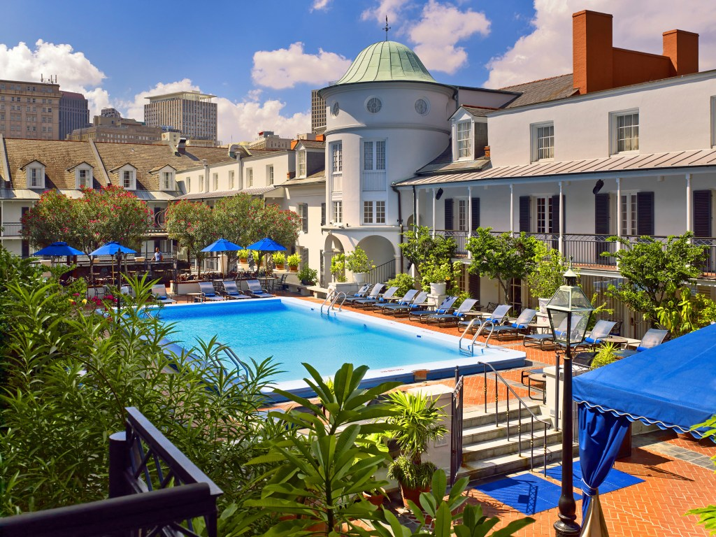 Royal Sonesta New Orleans Pool