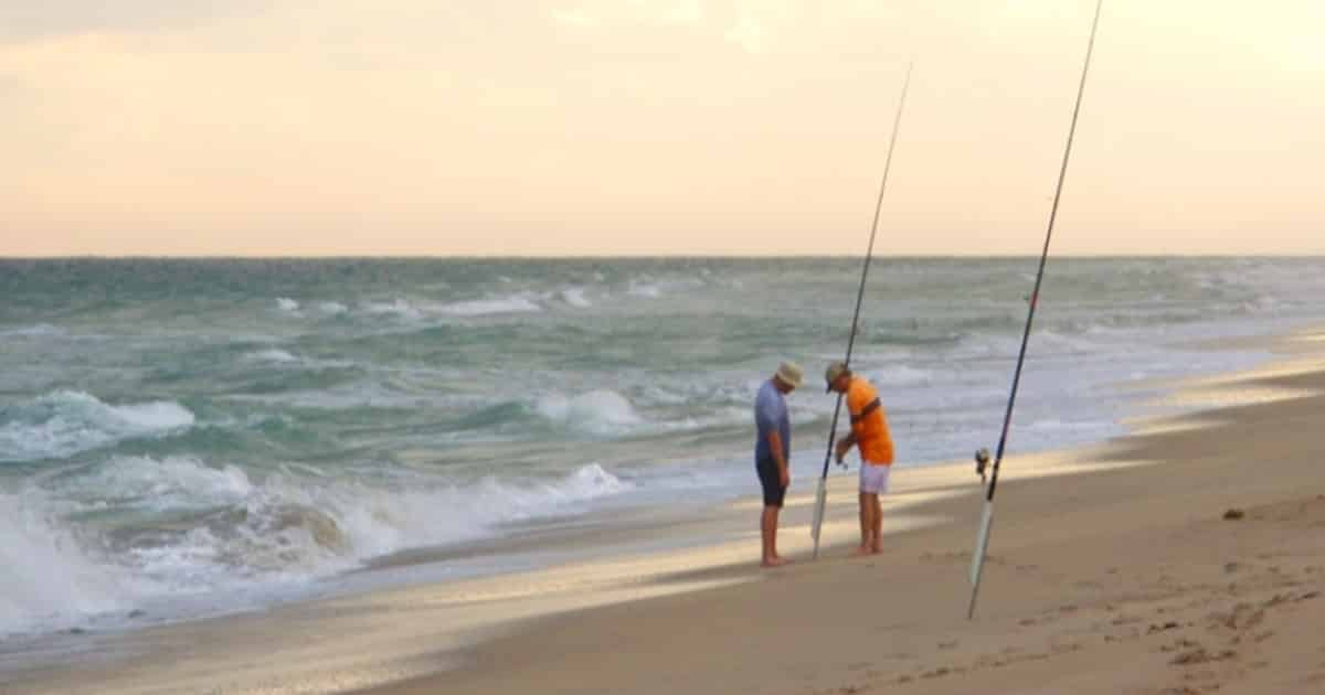 Outer banks fishing obx beach access for What age do you need a fishing license in texas
