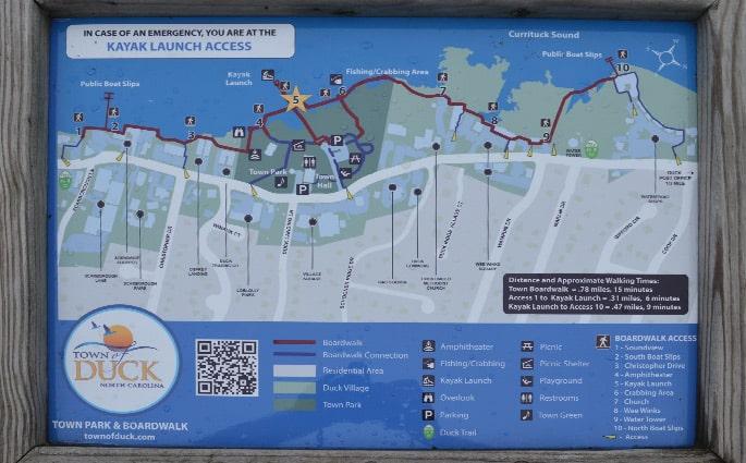 duck-sound-access-town-park-trail-map