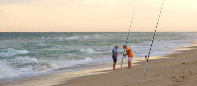 Outer banks fishing obx beach access for North carolina surf fishing license