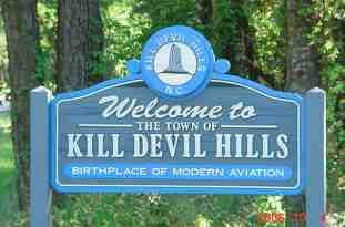 Kill Devil Hills - Incorportated March 6, 1953