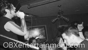 Bobaflex, shot by Matt Artz on January 20, 2007 on stage at Port O' Call in Kill Devil Hills, NC. (photo: Artz Music & Photography)